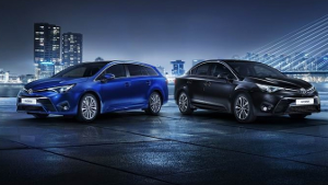 Toyota Avensis: Balíčky výbavy za polovicu