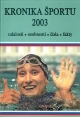 Kronika športu 2003