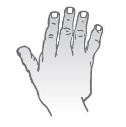 Hranatá ruka