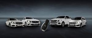 Limitovaná zvýhodnená ponuka vozidiel Mercedes-Benz
