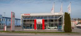 Vozidlá skladom za super ceny od autorizovaného predajcu Toyota AT a.s., Žilina!