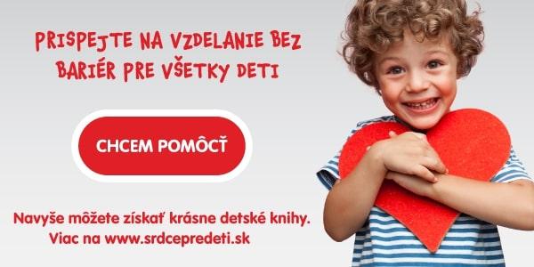 Srdce pre deti