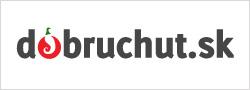 Banner na stiahnutie - Dobruchut 250x90 biely