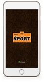Aplikácia denník šport