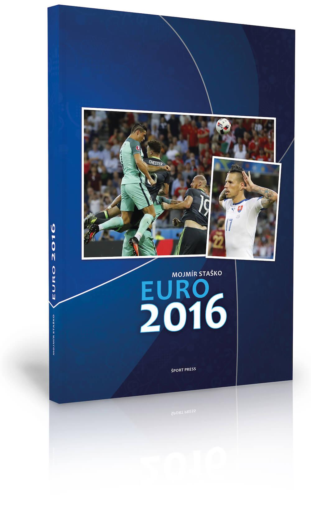 Kniha Euro 2016