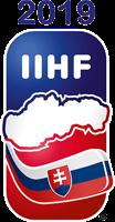 MS v hokeji 2019 logo