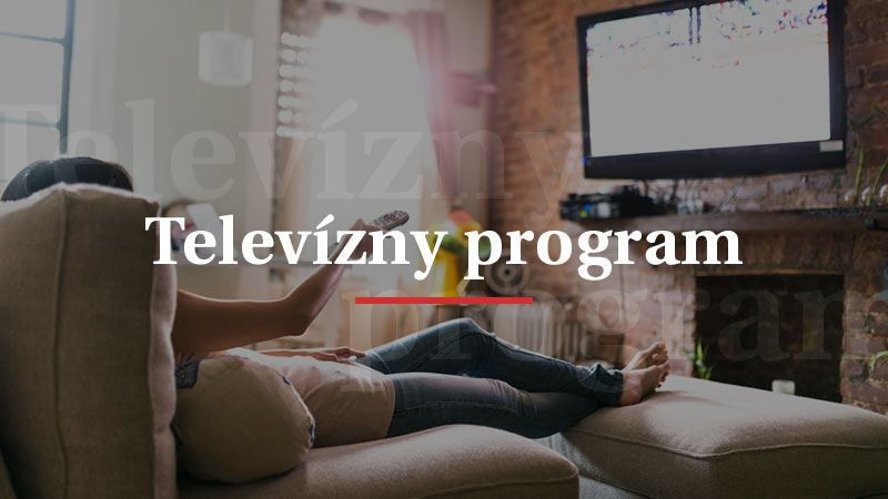 Aktuálny TV PROGRAM